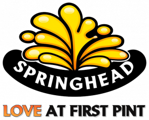 Springhead love at first pint